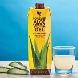 99.7% gel de aloe vera de la Forever Living Products